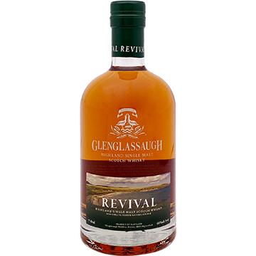 Glenglassaugh Revival Highland Single Malt Scotch Whiskey