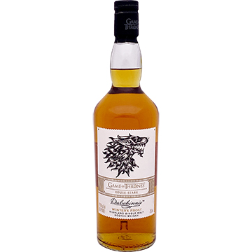 Dalwhinnie Winter's Frost Game of Thrones House Stark Single Malt Scotch Whiskey