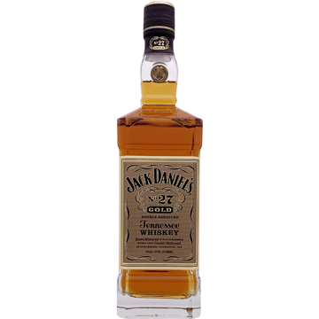 Jack Daniel's No. 27 Gold Double Barrelled Tennessee Whiskey