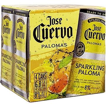 Jose Cuervo Authentic Sparkling Paloma Margarita