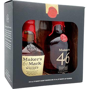 Maker's Mark Combo Gift Pack