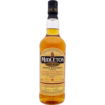 Midleton Very Rare 2016 Vintage Release Irish Whiskey