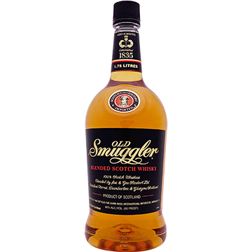 Old Smuggler Blended Scotch Whiskey