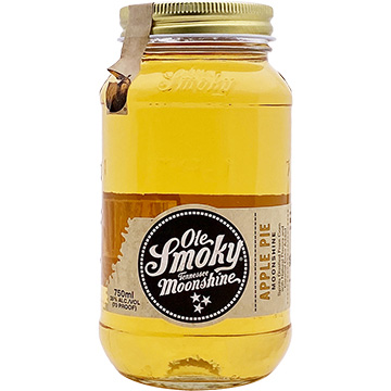 Ole Smoky Apple Pie Moonshine Tennessee Whiskey