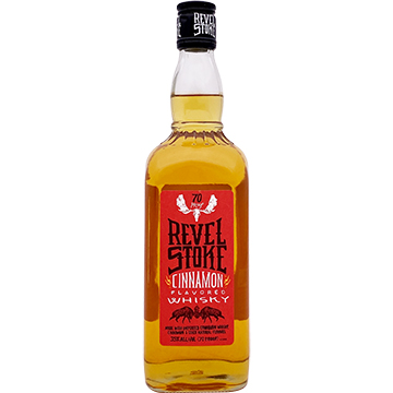 Revel Stoke Cinnamon Whiskey
