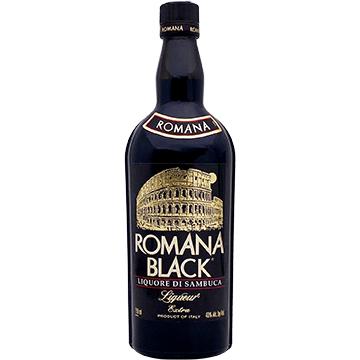 Romana Black Sambuca Liqueur