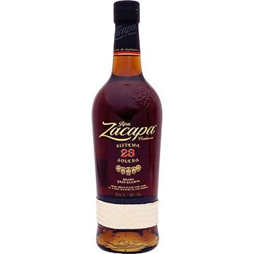 Ron Zacapa Centenario Sistema Solera 23 Year Old Rum