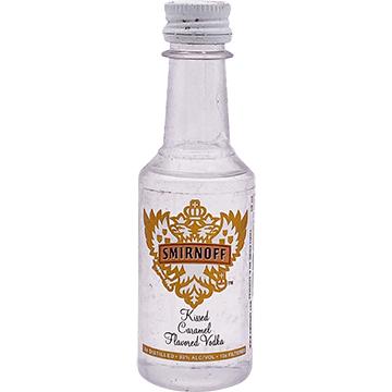 Smirnoff Kissed Caramel Vodka