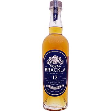 Royal Brackla 12 Year Old Single Malt Scotch Whiskey