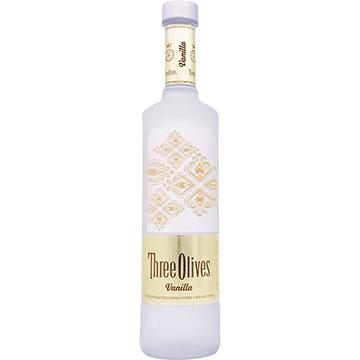 Three Olives Vanilla Vodka