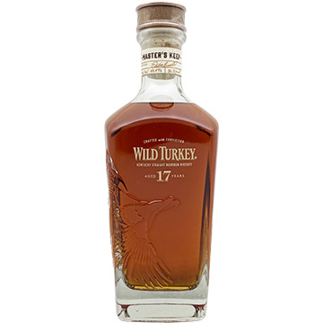 Wild Turkey Master's Keep 17 Year Old Kentucky Straight Bourbon Whiskey