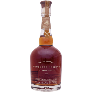 Woodford Reserve Master's Collection Oat Grain Kentucky Bourbon Whiskey