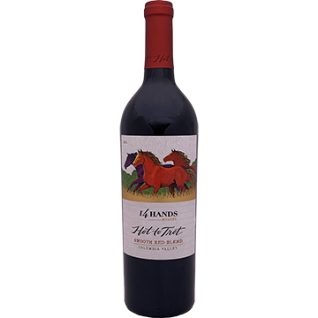 14 Hands Hot To Trot Red Blend 2015
