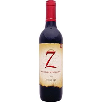 7 Deadly Zins Old Vine Zinfandel 2014