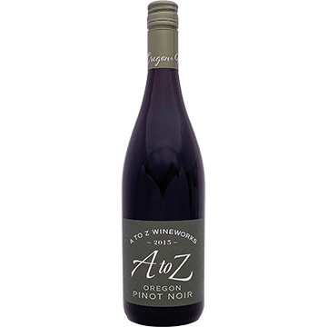 A to Z Pinot Noir 2015