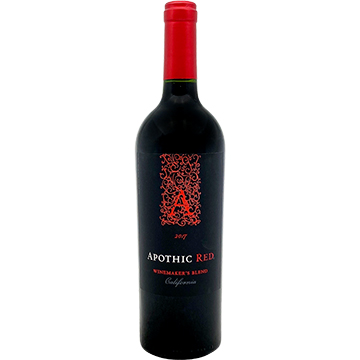 Apothic Red Winemaker's Blend 2017