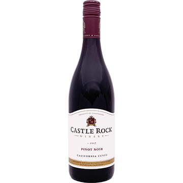 Castle Rock California Cuvee Pinot Noir 2017
