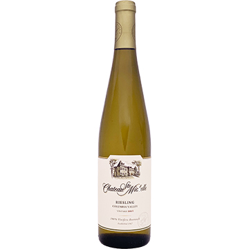 Chateau Ste. Michelle Riesling 2015