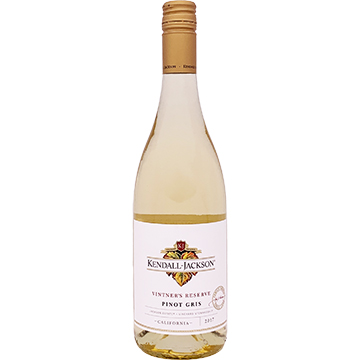 Kendall-Jackson Vinter's Reserve Pinot Gris 2017
