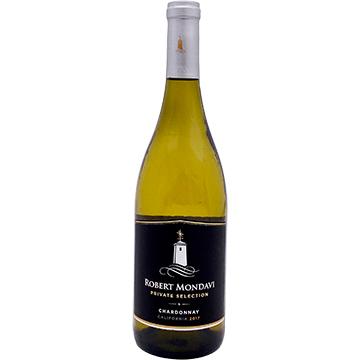 Robert Mondavi Private Selection Chardonnay 2017