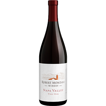 Robert Mondavi Winery Napa Valley Pinot Noir