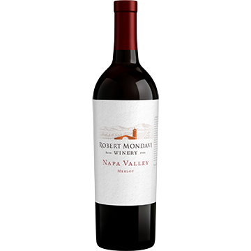 Robert Mondavi Winery Napa Valley Merlot 2014