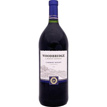 Woodbridge By Robert Mondavi Cabernet Merlot 2016