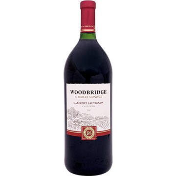 Woodbridge By Robert Mondavi Cabernet Sauvignon 2017