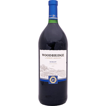 Woodbridge By Robert Mondavi Merlot 2017