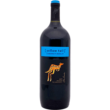 Yellow Tail Cabernet Merlot 2017
