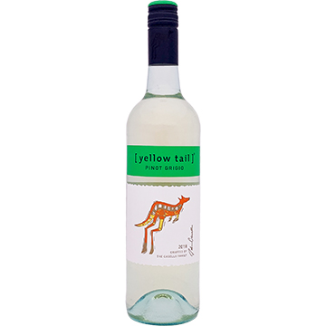 Yellow Tail Pinot Grigio 2018