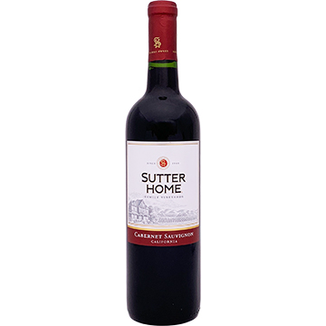Sutter Home Cabernet Sauvignon