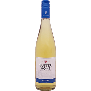 Sutter Home Riesling Moscato