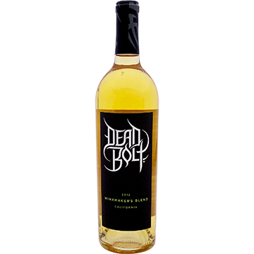 Deadbolt Winemaker's Blend White 2012