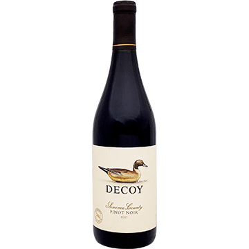 Decoy By Duckhorn Sonoma County Pinot Noir 2017