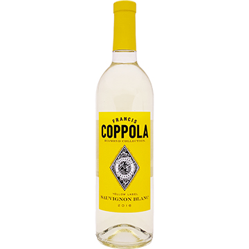 Francis Coppola Diamond Collection Yellow Label Sauvignon Blanc 2016