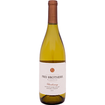 Frei Brothers Reserve Russian River Valley Chardonnay 2015