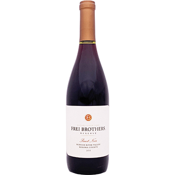 Frei Brothers Reserve Russian River Valley Pinot Noir 2013