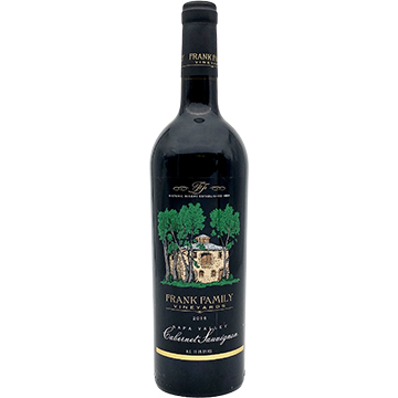 Frank Family Vineyards Cabernet Sauvignon 2016