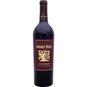 Gnarly Head Old Vine Zinfandel 2016