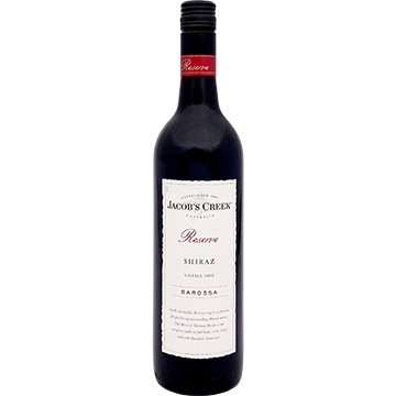 Jacob's Creek Reserve Shiraz 2010