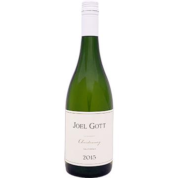 Joel Gott Unoaked Chardonnay 2015