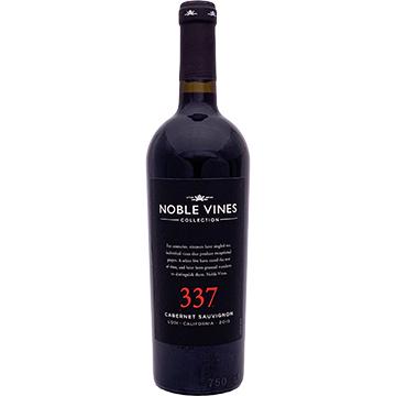 Noble Vines 337 Cabernet Sauvignon 2015