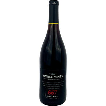 Noble Vines 667 Pinot Noir 2015