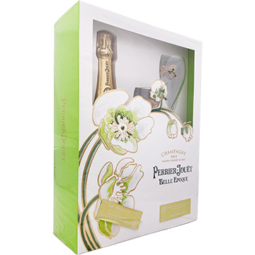 Perrier-Jouet Belle Epoque Gift Set with 2 Glasses