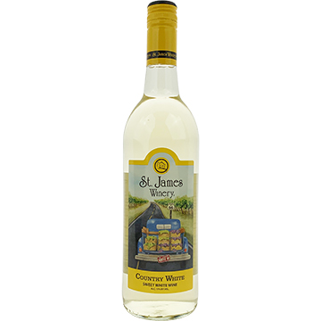 St. James Winery Country White