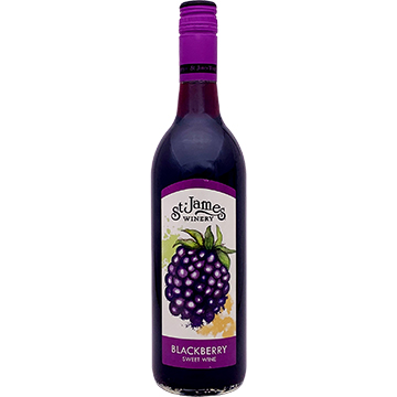 St. James Winery Blackberry