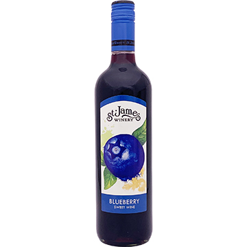 St. James Winery Blueberry
