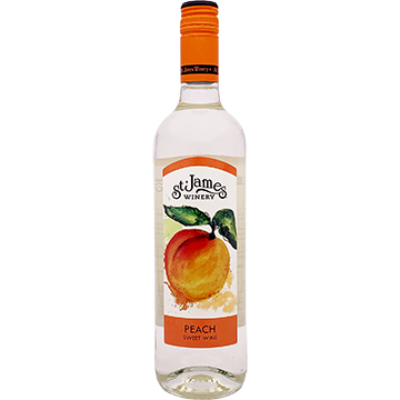 St. James Winery Peach