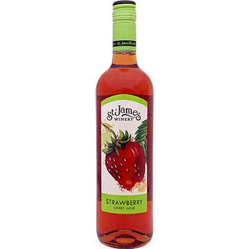 St. James Winery Strawberry